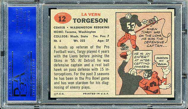 1957 Topps Torgeson