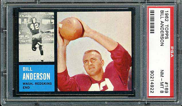 1962 Topps Anderson