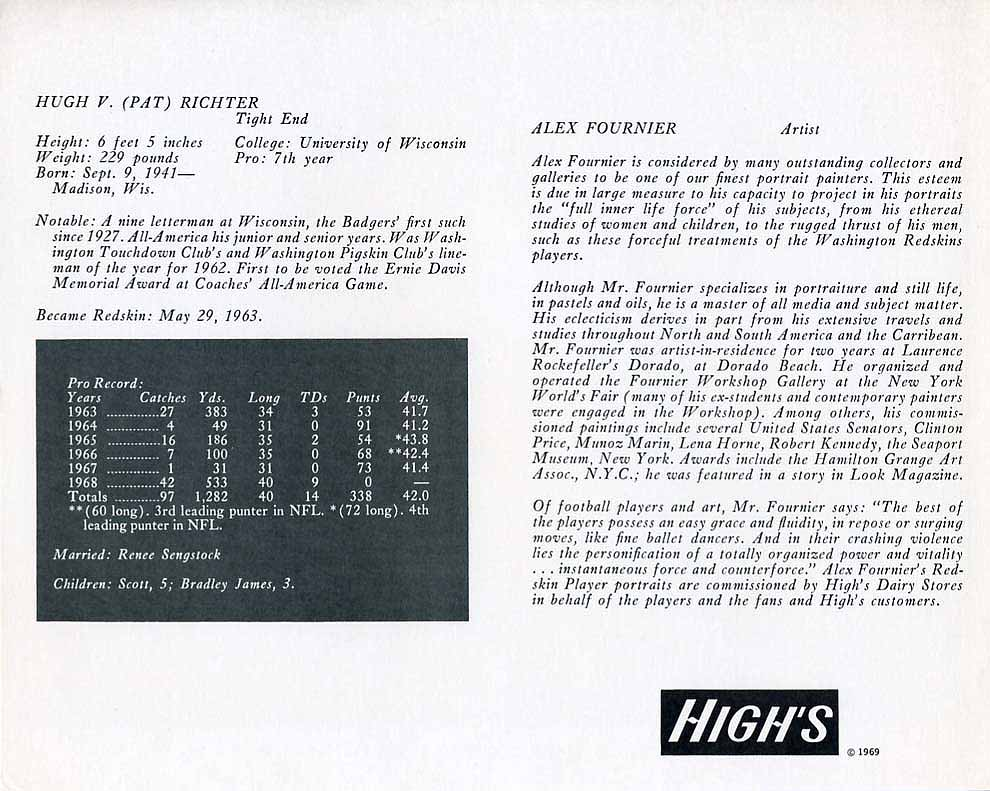 1969 Highs Dairy Richter