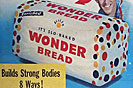 Wonder Bread Football Cards
